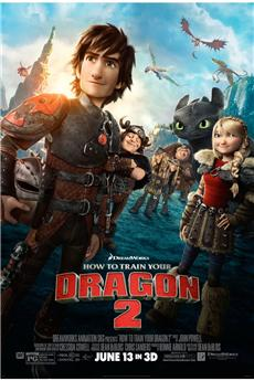 How to Train Your Dragon 2 (2014) 1080p download