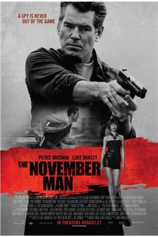 The November Man (2014) 1080p download
