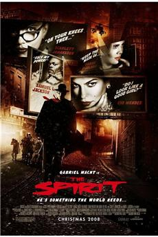 The Spirit (2008) 1080p download