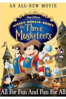 Mickey, Donald, Goofy The Three Musketeers (2004) download