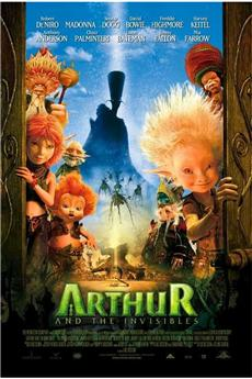 Arthur and the Invisibles (2006) 1080p download