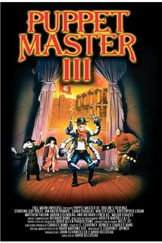Puppet Master III Toulon's Revenge (1991) 1080p download