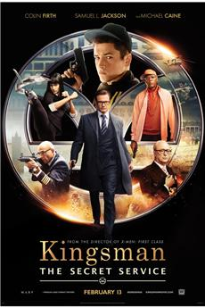 Kingsman: The Secret Service (2014) 1080P download
