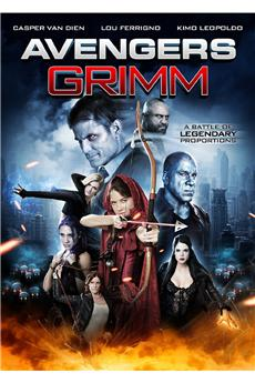 Avengers Grimm (2015) download