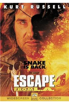 Escape from L.A. (1996) 1080P download