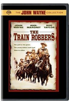 The Train Robbers (1973) download
