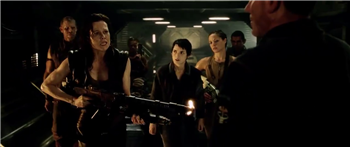 Alien Resurrection Special Edition (1997) download