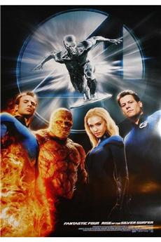 Fantastic Four: Rise of the Silver Surfer (2007) download