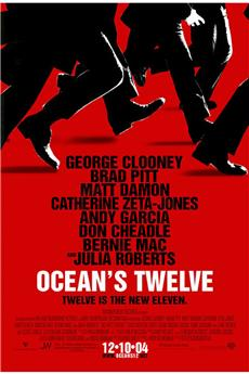 Oceans Twelve (2004) download