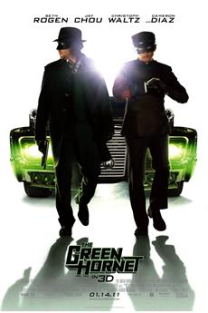 The Green Hornet (2011) 3D download