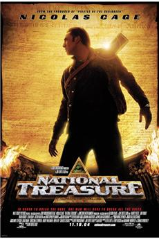 National Treasure (2004) 1080p download