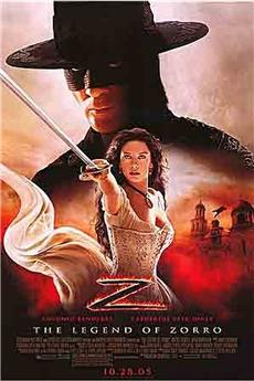 The Legend of Zorro (2005) 1080p download