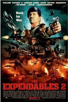 The Expendables 2 (2012) 1080p download