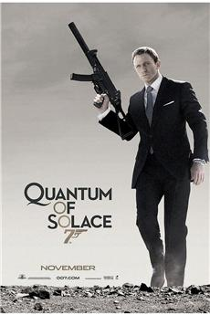 James Bond: Quantum of Solace (2008) download