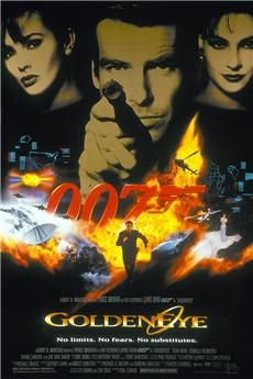 James Bond: GoldenEye (1995) download