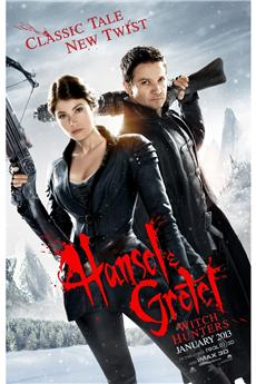Hansel and Gretel: Witch Hunters (2013) 1080p download