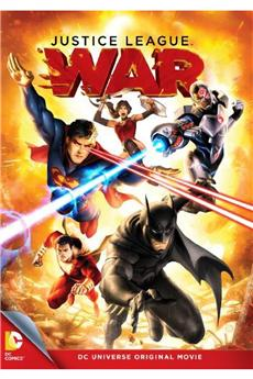 Justice League War (2014) download