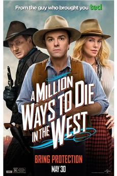 A Million Ways to Die in the West (2014) download