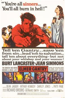 Elmer Gantry (1960) 1080p download