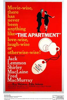 The Apartment (1960) 1080p download