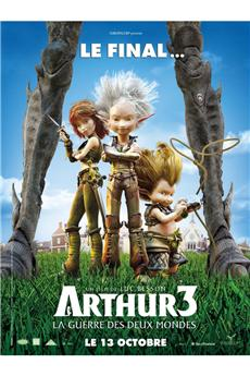 Arthur and the Invisibles 3: Arthur and the War of Two Worlds (2011) download