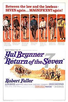 Return of the Seven (1966) 1080p download