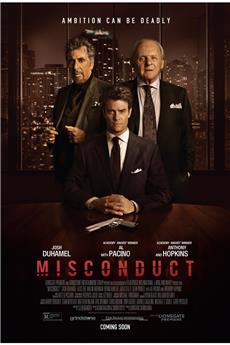 Misconduct (2016) 1080p download