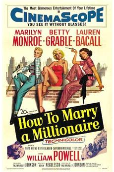 How to Marry a Millionaire (1953) 1080p download