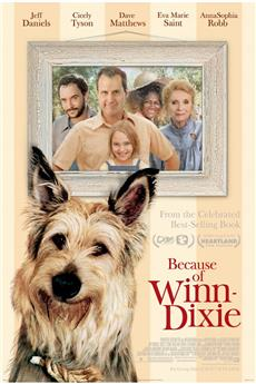 Because of Winn-Dixie (2005) 1080p download