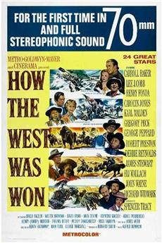 How the West Was Won (1963) 1080p download