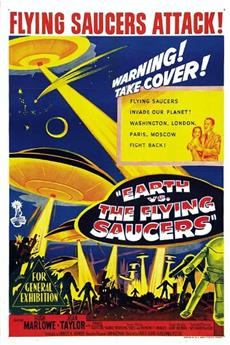 Earth vs. the Flying Saucers (1956) 1080p download