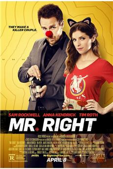 Mr. Right (2016) 1080p download