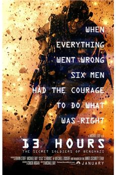 13 Hours: The Secret Soldiers of Benghazi (2016) download