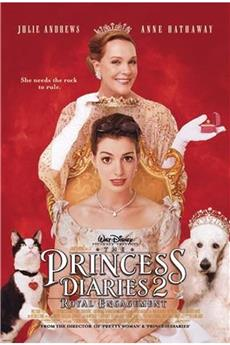 The Princess Diaries 2 - Royal Engagement (2004) download