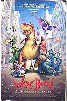 We're Back! A Dinosaur's Story (1993) 1080p download