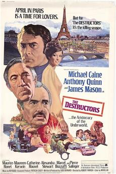 The Marseille Contract (The Destructors) (1974) 1080p download