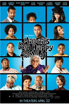 Madea's Big Happy Family (2011) download