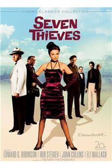 Seven Thieves (1960) 1080p download