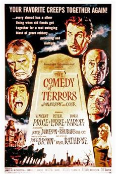 The Comedy of Terrors (1964) download