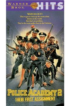 Police Academy 2: Their First Assignment (1985) 1080p download