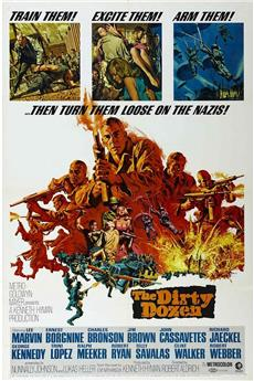 The Dirty Dozen (1967) 1080p download