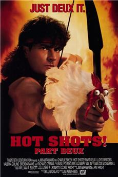 Hot Shots! Part Deux (1993) 1080p download