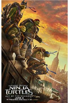 Teenage Mutant Ninja Turtles: Out of the Shadows (2016) 1080p download