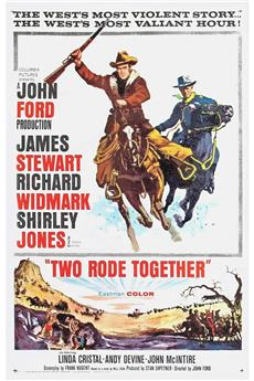 Two Rode Together (1961) 1080p download