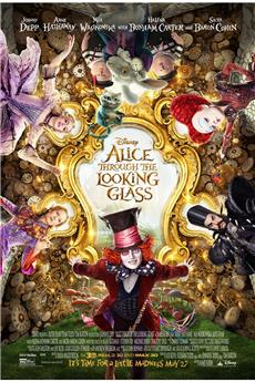 Alice Through the Looking Glass (2016) 1080p download