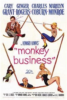 Monkey Business (1952) download