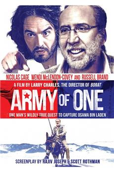 Army of One (2016) 1080p download