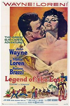 Legend of the Lost (1957) download