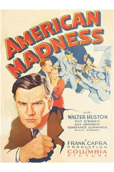 American Madness (1932) download