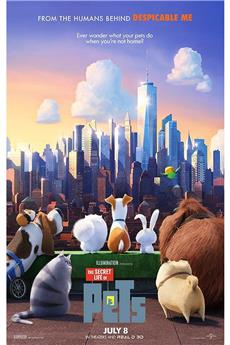 The Secret Life of Pets (2016) 1080p download